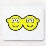 Siamese buddy icon   mousepad