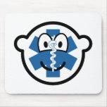 EMT buddy icon Emergency Medical Technician  mousepad
