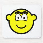 Unibrow buddy icon   mousepad