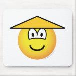 Chinese emoticon   mousepad