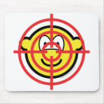 Targeted buddy icon   mousepad