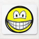 Kinder tekening smile   mousepad