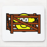 Fenced in buddy icon   mousepad