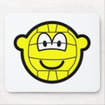Volleyball buddy icon   mousepad