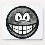 Moon smile   mousepad