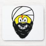 Dead Bin Laden smile   mousepad