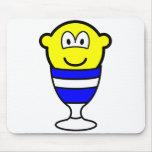 Eggcup buddy icon   mousepad
