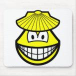 Clam smile   mousepad