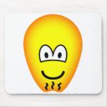 Egg of Columbus emoticon   mousepad
