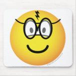 Harry Potter emoticon   mousepad