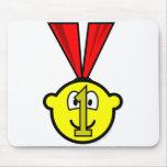 Medal buddy icon   mousepad