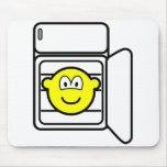 In fridge buddy icon   mousepad