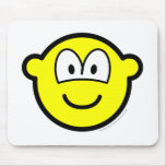 Big eyed buddy icon   mousepad