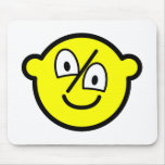 Percentage buddy icon   mousepad