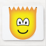 Simpson emoticon Bart  mousepad