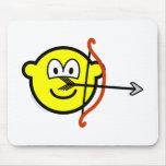 Sagittarius buddy icon Zodiac sign  mousepad