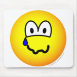 I am sorry emoticon   mousepad