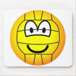 Volleyball emoticon   mousepad