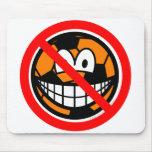 No EK 2000 smile (if you don't like soccer)  mousepad
