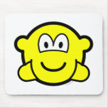Hands in pockets buddy icon   mousepad