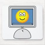 iMac emoticon   mousepad