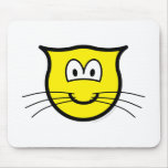 Cat buddy icon   mousepad