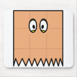Paper bagged buddy icon   mousepad
