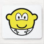 Diaper buddy icon   mousepad