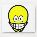 Egg of Columbus smile   mousepad