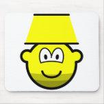 Lamp buddy icon   mousepad