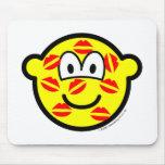 Kisses buddy icon   mousepad