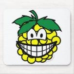 Grapes smile   mousepad