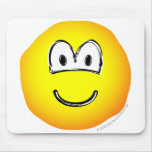 Kids drawing emoticon   mousepad