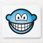 Uranus smile   mousepad