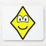 Diamonds buddy icon   mousepad