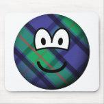 Scottish emoticon   mousepad