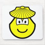 Clam buddy icon   mousepad