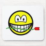 Tango smile   mousepad