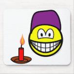 Dopey smile Seven Dwarves  mousepad