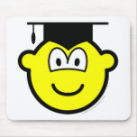 Graduate buddy icon   mousepad