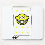 Wallpaper smile   mousepad