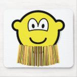 Grass skirt buddy icon   mousepad
