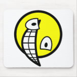 Picasso smile   mousepad