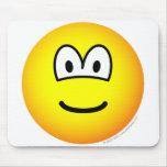 Almost emoticon   mousepad
