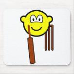 Cricket buddy icon   mousepad