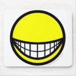 Eyeless smile   mousepad