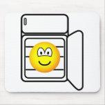 In fridge emoticon   mousepad