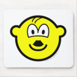 Hitler buddy icon   mousepad