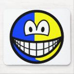 Braveheart smile   mousepad