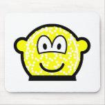 Snowglobe buddy icon   mousepad